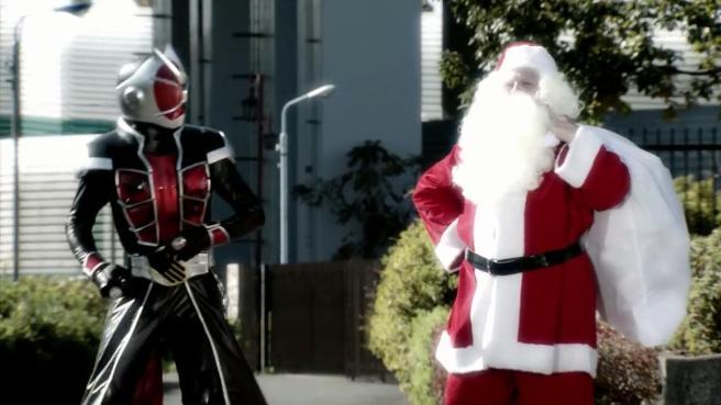 aunque ya paso navidad feliz navidad Wizard y santa les trajeron sus regalos (?) XD