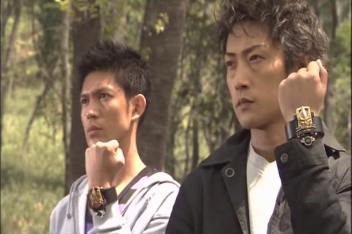 Ahora sí, Zanki y Todoroki, los Oni rockeros han llegado
