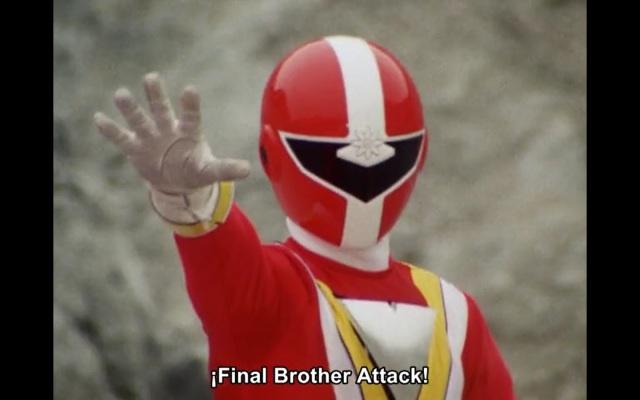 ataque de hermanos!