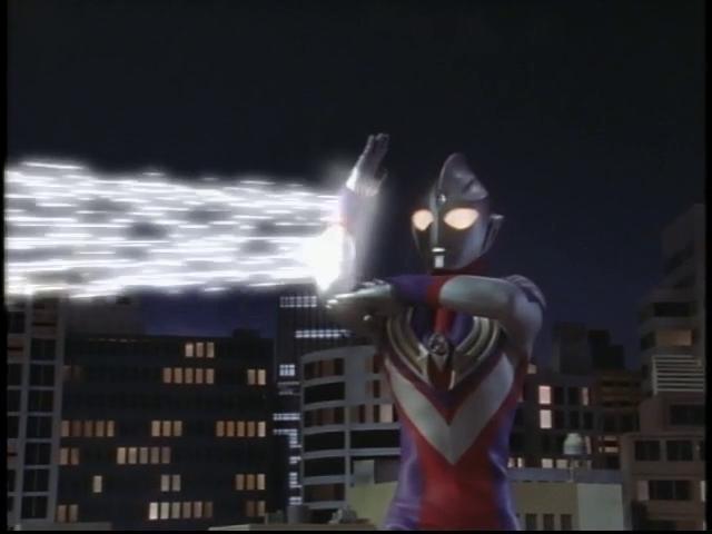 Ataque final clasico de todos los Ultraman