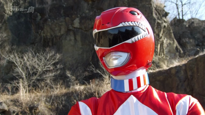 Go Go Powerful Ranger!!!