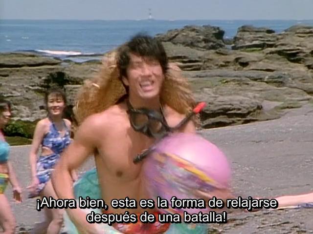 ¡Vamos a la playa con Yuusaku!