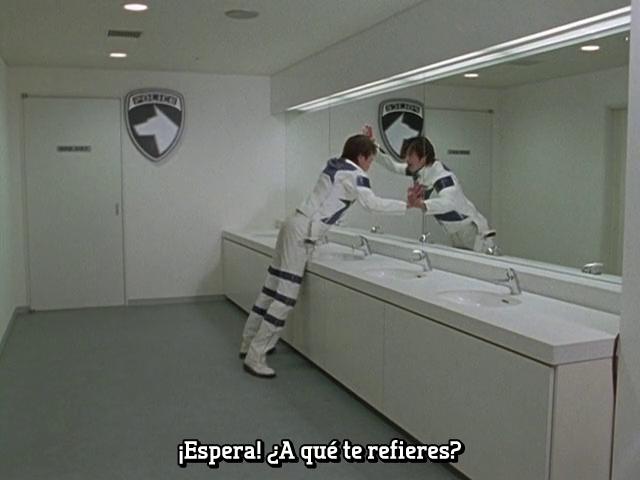 Tu reflejo no te hablará, Tetsu
