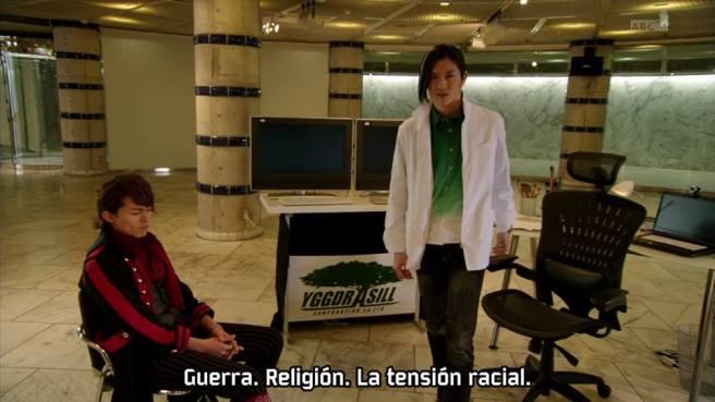 Y por eso amamos el racismo :D (?)