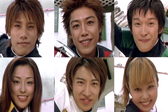 The Movie Version! Dekaranger!