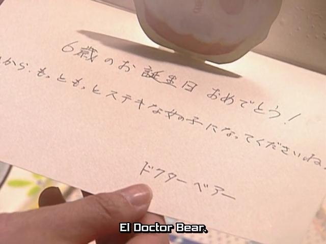 Un tal Doctor bear... una niña de 6 años... todos sabemos como termino esto