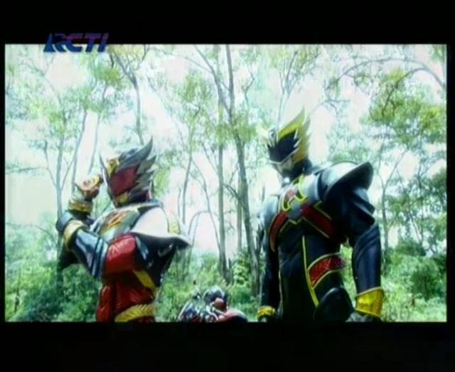 ¡Los hermanos Satria Garuda juntos!