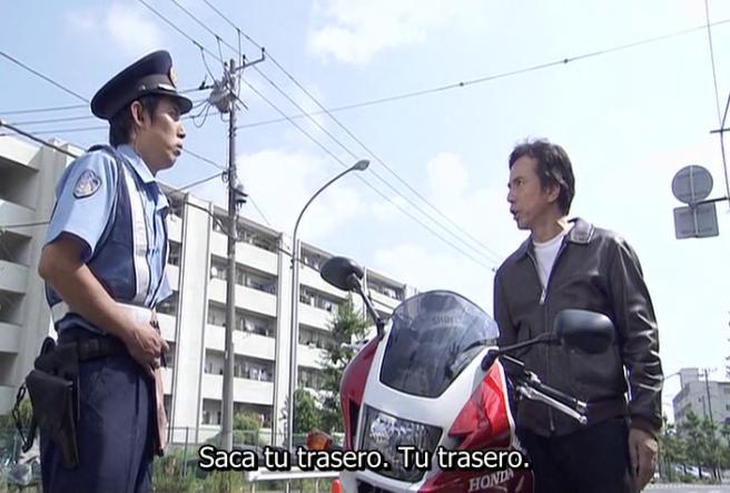 Hibiki se vuelve más raro, y no por la parte Rider
