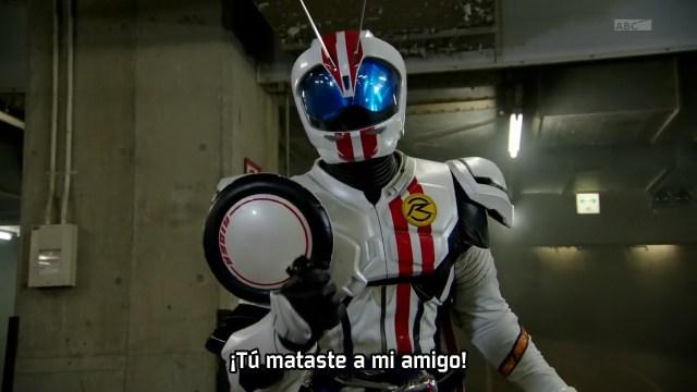 Les guste o no, Gou es el mejor personaje y Rider de todo Drive.