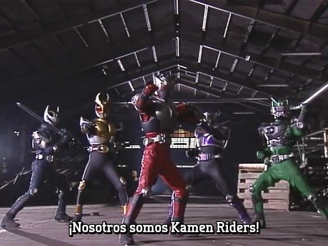 Rider Taisen!