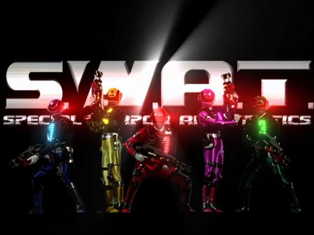 ¡Dekaranger SWAT!